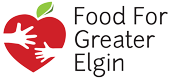 Food For Greater Elgin Logo